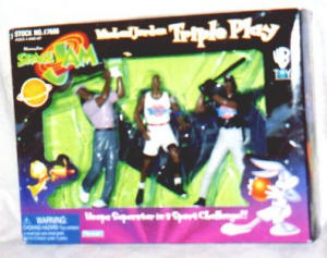 Michael Jordan Space Jam Figures (Image1)