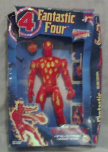 Human Torch (Fantastic Four) Deluxe Edition (Image1)