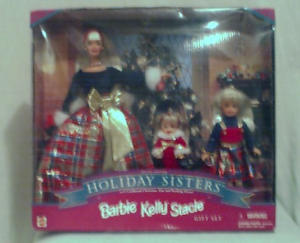 Barbie Holiday Sisters (Image1)