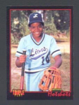 1993 TRIPLE PLAY LITTLE HOTSHOTS