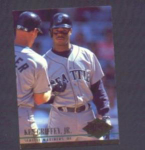 Click here to enlarge image and see more about item 13-GRIFFEY: ULTRA FLEER