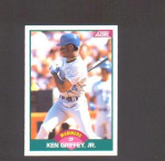 Click here to enlarge image and see more about item 16-GRIFFEY: Score 1989