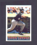 Click here to enlarge image and see more about item 166-THOMAS: 1995 BAZOOKA GUM CARD