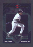 FRANK THOMAS SCORE 10TH ANNIVERSARY CARD