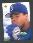 Click here to enlarge image and see more about item 2-Griffey: 1992 UPPER DECK IOOSS COLLECTION