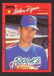Click here to enlarge image and see more about item 216-RYAN: 1990 DONRUSS 5000 K'S