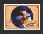 1990 UPPER DECK BASEBALL HEROES 1989 5000K