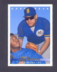 Upper Deck 1992 (Features Jay Buhner & Ken Griffey)