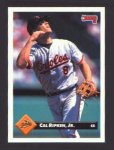 Click here to enlarge image and see more about item 251-RIPKEN: 1993 DONRUSS