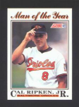 1992 SCORE MAN OF THE YEAR