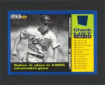 Click here to enlarge image and see more about item 280-RIPKEN: 1995 COLLECTOR'S CHOICE CHECKLIST