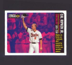Click here to enlarge image and see more about item 283-RIPKEN: 1995 COLLECTOR'S CHOICE CHECKLIST