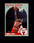 Click here to enlarge image and see more about item 308-JORDAN: 1991 NBA HOOPS
