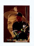 Click here to enlarge image and see more about item 311-JORDAN: 1994/95 SPORTS STARS BASEBALL CARD