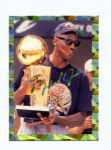 Click here to enlarge image and see more about item 317-JORDAN: SPECIAL MICHAEL JORDAN PROMO CARD