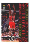 Click here to enlarge image and see more about item 321-JORDAN: 1995 COLLECTOR'S CHOICE