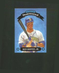 Click here to enlarge image and see more about item 4-Griffey: 1992 DONRUSS DIAMOND KING