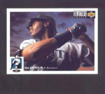 Click here to enlarge image and see more about item 5-Griffey: 1994 UPPER DECK COLLECTOR'S CHOICE