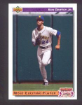 Click here to enlarge image and see more about item 7-Griffey: 1992 UPPER DECK