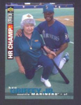 Click here to enlarge image and see more about item 84-GRIFFEY: 1995 COLLECTOR'S CHOICE
