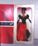 Click here to enlarge image and see more about item POC9: 1999 WINTER SPLENDOR BARBIE (AFRICAN-AMERICAN)