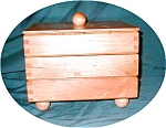 Click to view larger image of 3 Tier  Wooden Jewelry Box (Image1)