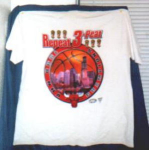 Click here to enlarge image and see more about item POCS122: Chicago Bulls Starter Shirt