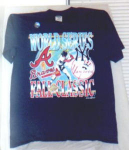 Click here to enlarge image and see more about item POCS124: 1996 World Series T-Shirt