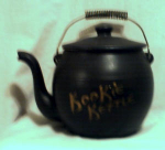 Click here to enlarge image and see more about item POCS129: McCoy Kookie Kettle