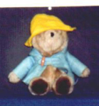Paddington Bear Doll