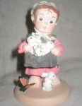 Click here to enlarge image and see more about item POCS185: Debbie Bell-Jarratt Lefton Figurine