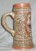 Click to view larger image of Lancaster, Pa.  Ceramic Stein (Image3)