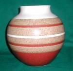 Click to view larger image of Otagiri Hand-Painted Vase (Image1)