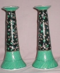Pair of Kinder-Harris Candlesticks