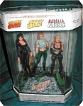 Danger Girls Action Figures