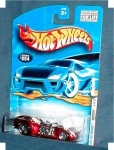 Click here to enlarge image and see more about item POCS463: 2000 1st Edition Hot Wheels - Arachinrod