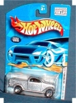 Click here to enlarge image and see more about item POCS465: 2000 1st Edition Hot Wheels - Dodge Power Wag
