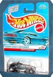 2000 1st Edition Hot Wheels - Deuce Roadster