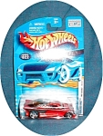 Click here to enlarge image and see more about item POCS519: 2002 First Edition Hot Wheel Nomadder