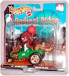 Click here to enlarge image and see more about item POCS533: Antoine Walker Hot Wheels Radical Rides