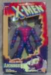 Click here to enlarge image and see more about item POCS64: Archangel II (X-Men) Action Figure