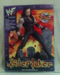 WWF UNDERTAKER SNAP-TOGETHER FIGURE