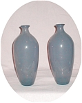 Click here to enlarge image and see more about item POCS830: 2 Lilac Vases