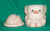 Click to view larger image of Small Monkey Cookie Jar (Image2)