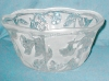 Click to view larger image of Frosted Morning Glory Bowl (Image2)