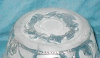 Click to view larger image of Frosted Morning Glory Bowl (Image3)