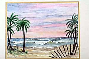 Surf And Palms