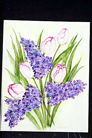 Tulips and Lilacs (Image1)