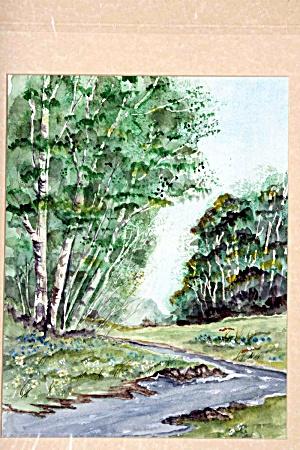 Birches (Image1)