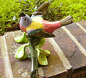Stangl Bird Painted Buntintg (Image1)